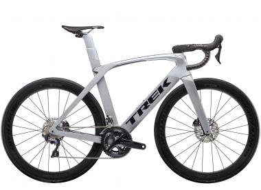 Trek MADONE SLR 6 DISC - 28 -  Matte Gravel/Gloss Quicksilver 2019