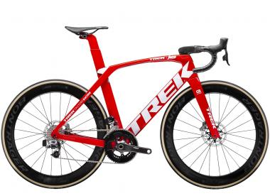 Trek MADONE SLR 9 ETAP DISC - 28 -  Viper Red/Trek White 2019