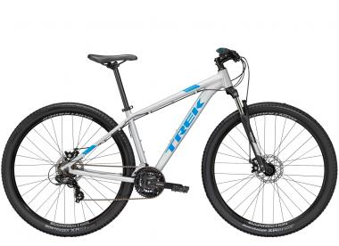 Trek Marlin 4 - 27.5 - Matte Quicksilver 15.5