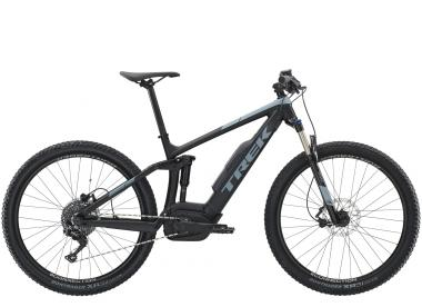 Trek POWERFLY FS 4 EU - 27.5 -  Matte Trek Black 2019