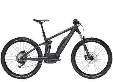 Trek POWERFLY FS 7 - 27.5 -  Matte Trek Black/Solid Charcoal 2019