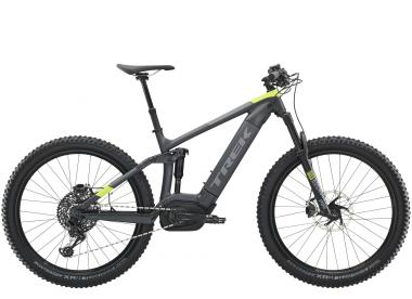 Trek POWERFLY FS 9 EU - 27.5 -  Matte Solid Charcoal 2019