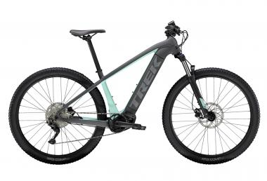 Trek Powerfly 4 - Matte Solid Charcoal/Matte Miami
