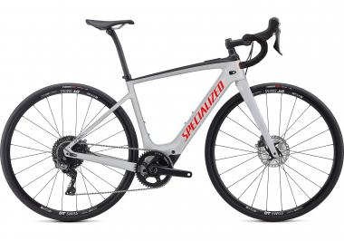 Specialized Turbo Creo SL Comp Carbon GLOSS DOVE GRAY / GOLD GHOST PEARL / ROCKET RED 2021 - 28