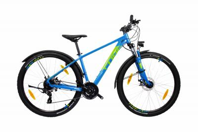 Cube Aim Allroad blue´n´green 2019 - MTB 27,5 -