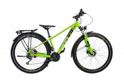 Cube Aim SL Allroad green´n´black