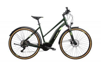 Cube Cross Hybrid EXC 500 Allroad green´n´green