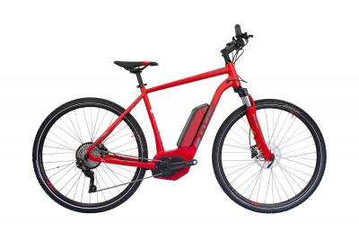 Cube Cross Hybrid Pro 500 red´n´grey