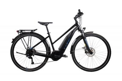 Cube Touring Hybrid ONE 400 black´n´blue