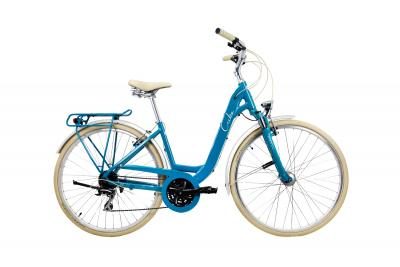 Cube Ella Ride blue´n´cream