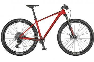 Scott Scale 970 gloss spicy red / black 2021