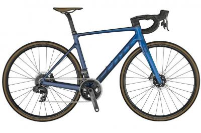Scott Addict RC 20 dark blue / light blue / chandon beige 2021