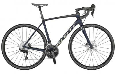 Scott Addict 20 Disc stellar blue / reflective 2021