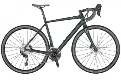 Scott Speedster Gravel 30 wakame green / reflective grey 2021