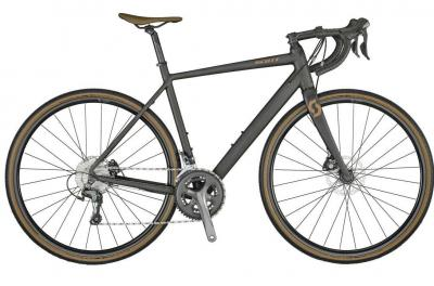 Scott Speedster Gravel 40 onyx black / havana 2021