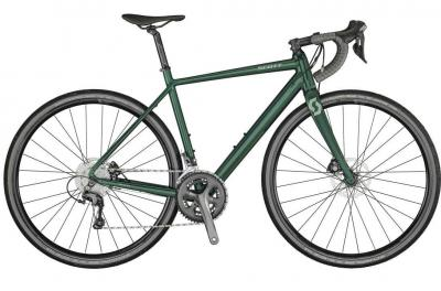 Scott Contessa Speedster Gravel 25 deep teal green / majolica green gloss 2021