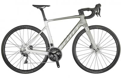 Scott Addict eRIDE 20 vogue silver fade 2021