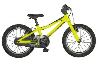 Scott Scale 16 radium yellow / black 2021