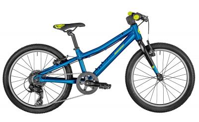 Bergamont Bergamonster 20 Boy radiant blue/black/lime yellow (shiny) 2021