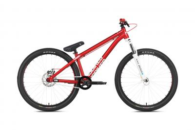 NS Bikes Zircus red 2019