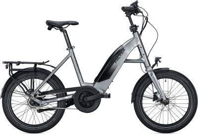 Falter E COMPACT 1.5 FL grey-black, glossy 2021 - Wave - 20' - 400 Wh