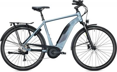 Falter E 9.5 KS steel blue, matt 2021 - Diamant - 28' - 500 Wh