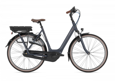Gazelle Arroyo C7+, L53, 500Wh, Damen, saturn blue