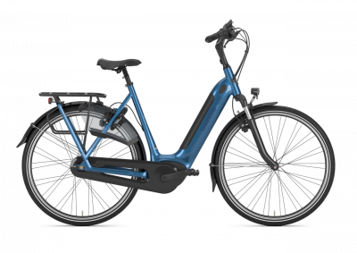 Gazelle Arroyo C7,L53, Damen,500Wh,spark blue