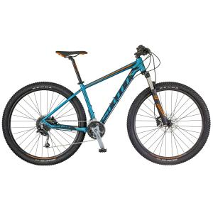Scott Aspect 930 (KH) BLUE / BLACK / ORANGE 2018 - 29 -