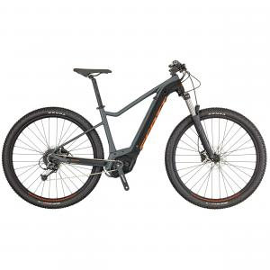 Scott Aspect eRide 40 - 500 -  Schwarz / Grau / Orange 2019