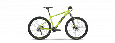BMC Sportelite TWO (Radio ) Radio Green 2018 - TWO 27,5 -