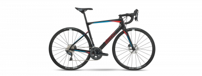 BMC roadmachine 02 TWO Carbon Red Blue 2018 - TWO 28 -
