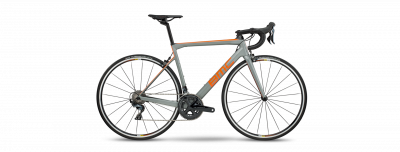 BMC teammachine SLR02 ONE Grey Orange 2018 - ONE 28 -