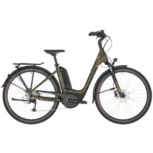 Bergamont E-Horizon 6 500 Wave dark olive green/black/copper (matt) 2020 - 500Wh 26 -