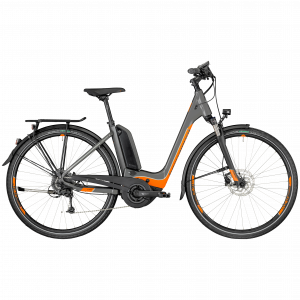Bergamont E-Horizon 6.0 Wave grey/orange/silver (matt) 2018 - 26 -