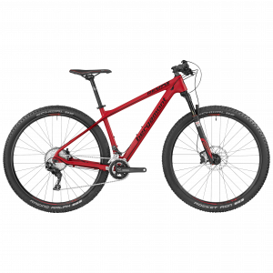 Bergamont Revox 9.0 - Gent -  red/black (matt) 2017