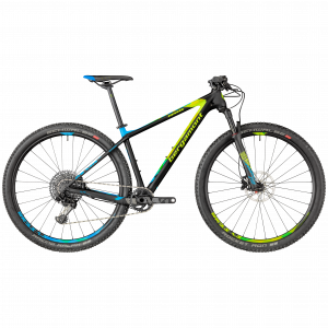 Bergamont Revox Team - 29 -  black/neon yellow/cyan (matt) 2018