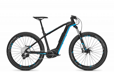 Focus Bold² 29 LTD black/blue matt 2017 - 29 Diamant -