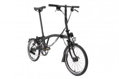 Brompton  H6LD Black Edition