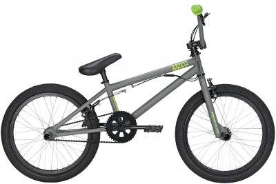 Bulls Barbar moonwalk grey matt 2020 - 400Wh 20 -