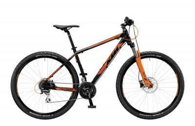 KTM CHICAGO 29.24 Disc H black matt (orange) 2019 - Disc H 29 -
