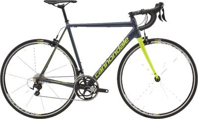 Cannondale CAAD12 105 SLA Charcoal Gray w/ Jet Black - Satin/Gloss 2018 - 28 -