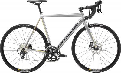 Cannondale CAAD12 Disc 105 ASH Ash Gray w/ Jet Black and Nitro - Gloss 2018 - 28 -