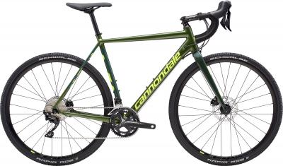 Cannondale CAADX 105 VUG Vulcan w/ Green Clay and Volt - Gloss