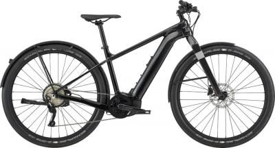 Cannondale Canvas Neo 1 Black Pearl 2020 - 29 -