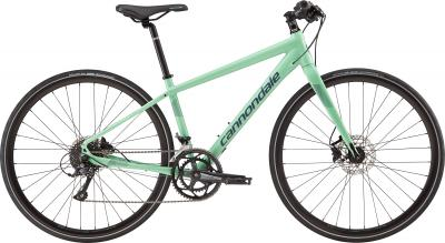 Cannondale Quick Disc 3 MNT Mint w/ Slate - Gloss