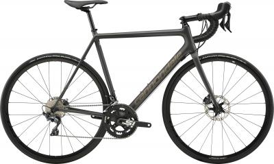 Cannondale S6 EVO Crb Disc Ult GRA Graphite w/ Meteor Gray and Jet Black - Satin
