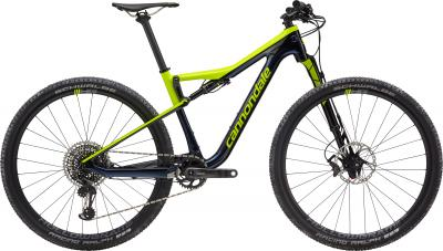 Cannondale Scalpel Si Crb 2 MDN Midnight w/ Volt and Stealth Gray - Gloss
