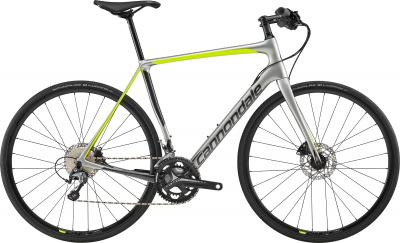 Cannondale Synapse Crb Disc Tgra FB SGG Sage Gray w/ Graphite and Volt - Gloss