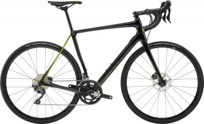 Cannondale Synapse Crb Disc Ult AGR Jet Black w/ Anthracite and Acid Green - Gloss
